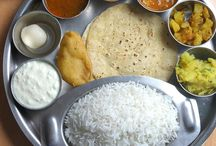 Indian dishes / Mostly Indian.