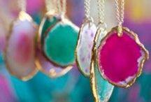 Pretty shiny jewelry / Jewelry, Neclaces, Bracelets, Earrings / by Staci Nicole