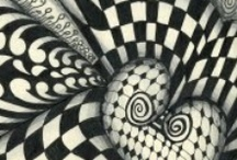 Zentangles / Drawing with a purpose