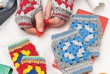 Crochet grannies / All about grannies: tutorials, photos and patterns. Todo sobre mantas granny: tutoriales, fotos y patrones.