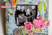 my July - Dec 2013 Scrapbooking Creations / by Rachael Funnell