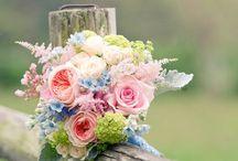 Bridal Bouquets / by Noble Four Designs
