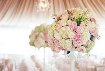 Floral Design: Tall Centerpieces