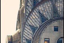 Art Deco  (1910-1939) / by Noble Four Designs