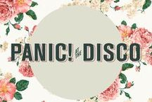 Panic! at the Disco / Another all time favorite band of mine!! <3 / by Kalena Swan