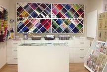 Craft stores / Mercerías DMC / Mercerías de España donde podéis encontrar nuestros productos. www.dmc-es.com