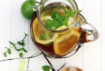Tea Beverages / Beverage ideas and recipes that call for tea.