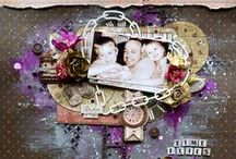 DT work for The Scrapbook Store - 2014/2015