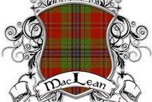Clan MacLean (McLean) / My Husband's Clan.... / by Joan McLean