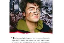 Headcanons for Harry Potter / Brilliant headcanons thought up by Harry Potter fans.  / by Kalena Swan