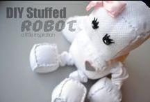 Softies / Stuffed toys / by Nicole Mitchell