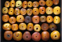 Old Beads / Handmade beads from long ago!