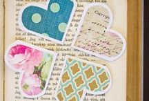 Collection of Bookmarks / I adore bookmarks as much as the books in which they mark my place. / by Kalena Swan