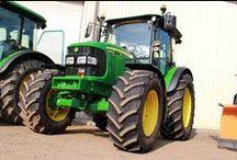 Technika / Vše, co se týká zemědělské a komunální techniky