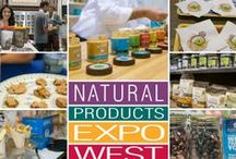 """Natural Products Expo West 2016 / This is the largest and most extensive natural and organic product show in the world. In 2016, this 3 day event drew massive crowds of over 77,000 attendees. Hoards lined up packing the halls of the Anaheim Convention Center across the street from Disneyland. If Disneyland """"is the happiest place on earth then Expo West has got to be the """"healthiest place on earth""""  http://www.expowest.com/"""