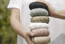 Natura Linen: lin + cotton by DMC / New cotton and lin thread by DMC