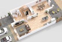 Duin House ground floor