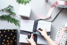 package / packaging / design / gifts / stationery