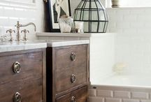 Bathroom Beauty / by Amanda Lindsey