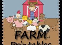 Farm Crafts for Preschoolers