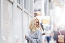 casual / cozy / comfy / cute casual style