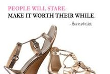SHOE QUOTES / by Shoeline.com ♥