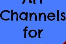 Art Resources & Worksheets