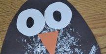 Polar Animal Crafts For Preschoolers