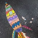 Outer Space Crafts For Kids