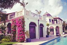 DREAMY♡DIGS / Beautiful homes....Mediterranean is one of my favorite styles of homes.  / by Samantha St. Clair