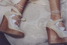 HIGH♡HEELS / If only I weren't so tall...then I would wear them all.  / by Samantha St. Clair