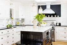 Great kitchens / by Pam Goodman