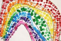 Art Ed Projects: Kindergarten