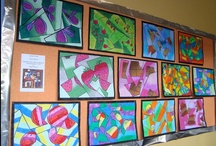 Art Ed Projects: 7th & 8th Grade / by Tracie Richardson