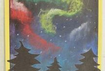 Art Ed Projects: 5th & 6th Grade