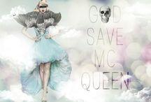 M C Q U E E N ♡ / ♡♡Genius. R.I.P ♡♡ / by Samantha St. Clair