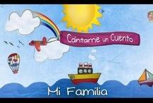 """KARAOKE canciones infantiles / Cánta con nosotros las canciones del CD """"Cantame un cuento"""" / by Nat Cántame Un Cuento"""