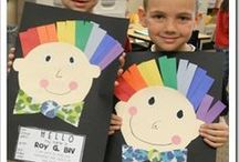 Kids Crafts About Colors
