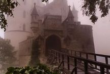 Castle of Evil (Gothic novel) / by Sebastiene