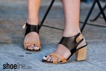 COLOR BLOCK #trends / Color-block shoes and sandals #trends #shoes #fashion / by Shoeline.com ♥