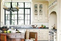 kitchens.