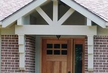 Ideas for Covered Porches, Deck Railing Etc. / by Kathy Anderson