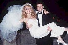Celebrity Weds:80-90's / Weddings 1980-1999 / by Nancy Shows