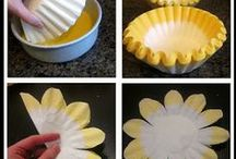 Coffee Filters Projects / by Andrea Hans