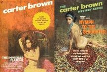 Book Covers | Carter Brown