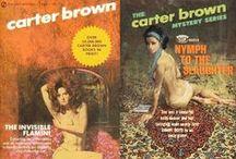 Book Covers: Carter Brown / by Sebastiene