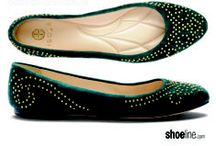 STANDOUT FLATS / casual and dress flats we love #shoes #flats / by Shoeline.com ♥
