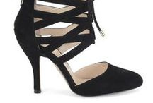 STILETTO LOVE / dressy, spikey, high heel love. #shoes #fashion #stilettos / by Shoeline.com ♥