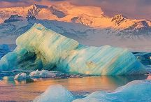 Iceland Travel / Destinations, pictures, information, history, and things to do in Iceland. / by Shonnie Tabers