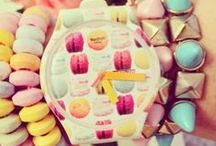 Pastry Chefs / The sweet arts are practiced everywhere, and Swatch offers samples from candy shops, chocolate boutiques and pastry heavens around the world, everything from cupcakes and licorice to macarons and mints. http://swat.ch/1dOVjC8 / by Swatch